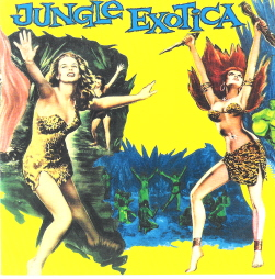 Jungle Exotica Cover